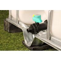 Raccord S60X6 - Fileté mâle 3/4'' Pas gaz (20-27 mm)