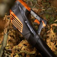 Yard Force 40V Cordless Leaf Blower 230km/h Air Speed - Part of GR 40 Range -Body Only - LB G18W