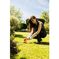 Yard Force 7.2V Cordless Edging Grass & Hedge Shear Set with Li-Ion battery and Charger - LH A17