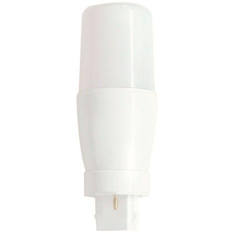Bombilla LED G24 2PIN 7W Blanco Frío 6000K | IluminaShop
