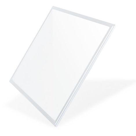 Panel LED 60X60 cm 60W Marco Blanco 6000Lm Blanco Neutro 4000K | IluminaShop