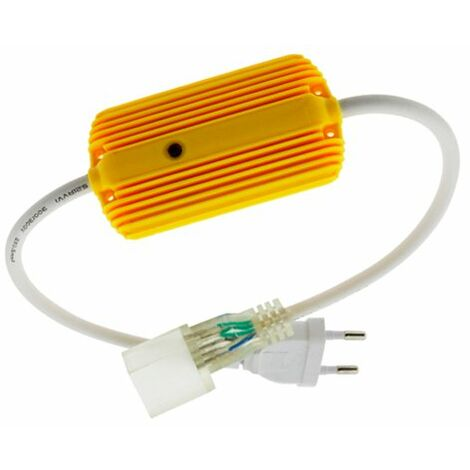 Controlador Neón LED RGB 220V 8.5W/m Blanco | IluminaShop