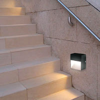 Baliza LED de Superficie 3W IP54 Blanco Cálido 3000K | IluminaShop