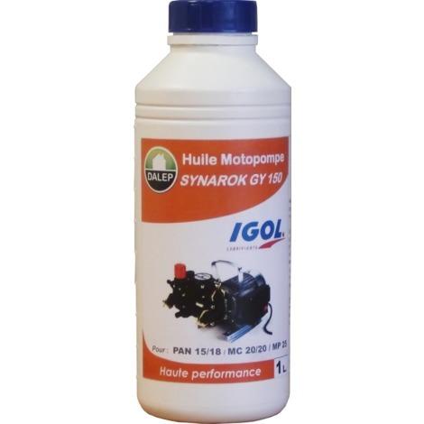 HUILE MOTOPOMPE - SYNAROK GY 150