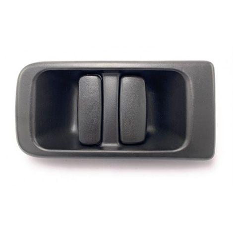 3X Extérieur Poignée de porte avant gauche /& droite /& porte coulissante pour Vauxhall Vivaro