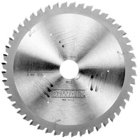 Dewalt DT4321-QZ Lame de scie circulaire stationnaire Extreme Workshop 250x30mm 30 dents 250/30