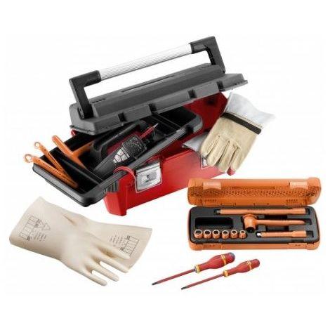 Composition d'outils FACOM spéciale Hybride et électrique CM.HYELPB