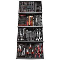 Composition 12 modules pour 4 tiroirs servante Facom 129 outils CM.129APB