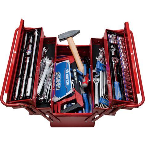 Caisse à outils 89 pièces