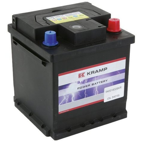 Batterie 12V 40Ah 280A - Universel