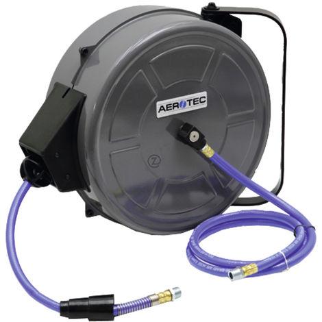 Enrouleur automatique pneumatique tuyau en polyuréthane