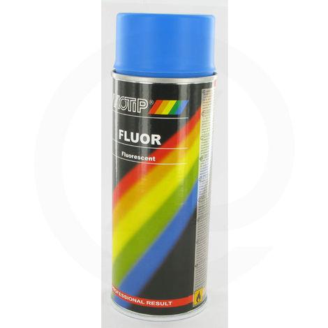 Peinture fluorescente blue 400ml