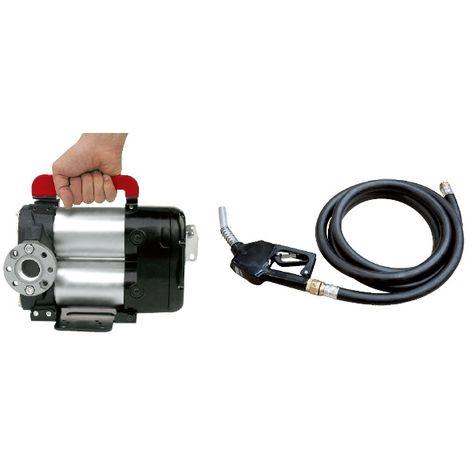 Kit Pompe Gasoil 12v - 80L/min