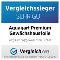 18m Gartenfolie Gewächshausfolie UV 5 Frühbeetfolie Treibhausfolie 6m breit