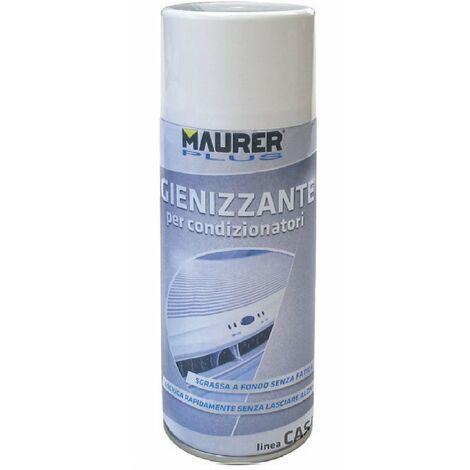 Igienizzante spray Maurer Plus climatizzatori aria condizionata 400ml auto casa