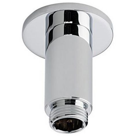 Milano Mirage - Ceiling Mounted Arm for Shower Head - Chrome