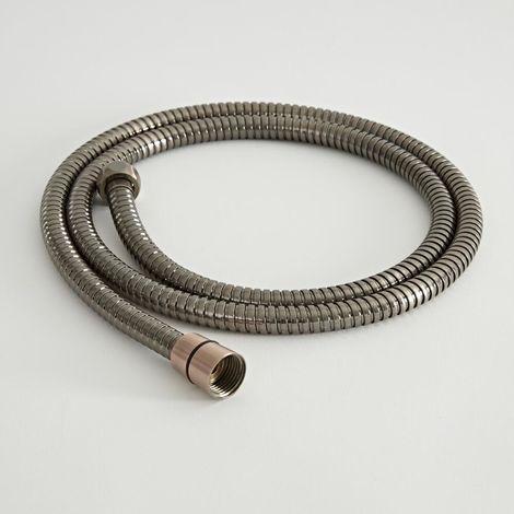 Milano Elizabeth - Traditional 1.5m Brass Shower Hose - Oil Rubbed Bronze