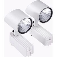 Biard LED 7W Track Light Tracking Rail Lamp Shop Display Downlight Natural White