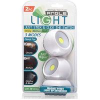 Magnetic Angle Lights 360 degree pivot