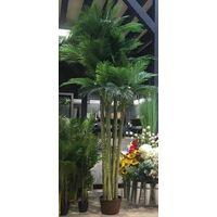Palmier artificiel 5 troncs - Atmosphera