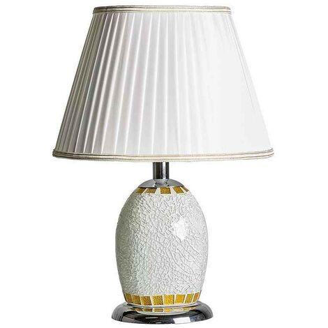 Lámpara sobremesa doble iluminación GOLD Burkina