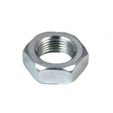 M8 Half Nut - Bright Zinc Plated (BZP) DIN439