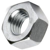 M10 Hex Nut - Bright Zinc Plated (BZP) DIN934 - left Hand Thread