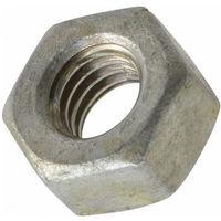 M8 Hex Nut -Self Colour Mild Steel DIN934