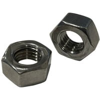 M5 A2 Stainless steel prevailing torque self lock nut DIN980