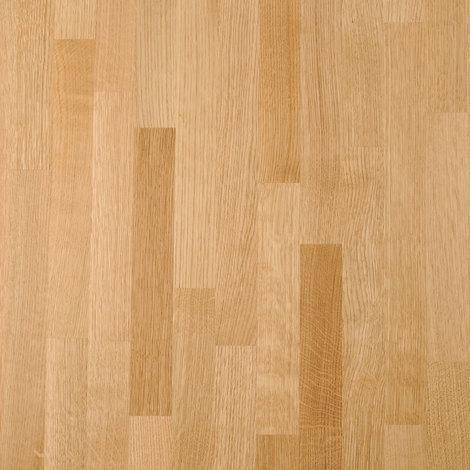 Solid Prime Oak Wood Worktop Sample
