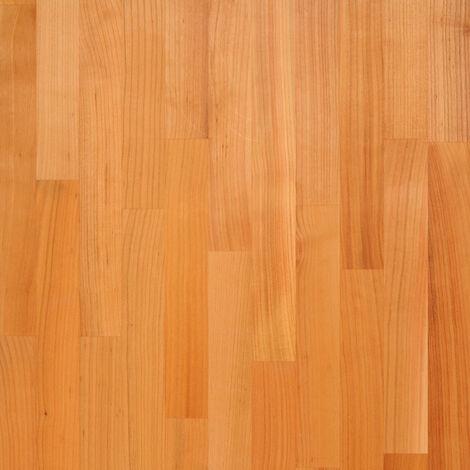 Solid Cherry Wood Worktop Upstand 3M X 80 X 18mm