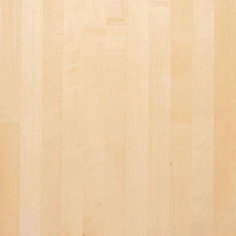 Solid Maple Wood Worktop Sample