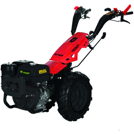 GROWAY MOTOCULTOR BULLDOG G130 ROJO SIN FRESAS