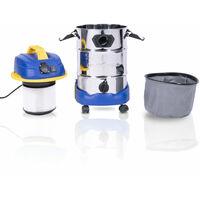 Goodyear Aspirador de Polvo y líquidos con deposito (30 litros)