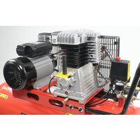 Compresor de Aire, Monofásico, 100L - MADER®   Power Tools