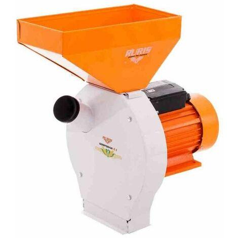 Moulin à céréales électrique puissance 2700W Ruris Gospodar A1 - Orange