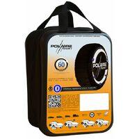 Chaussette chaine neige textile pneu 215/50R18 haute résistance