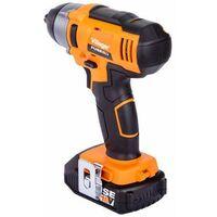 Clé à chocs sans fil 18V 180Nm sans batterie ni chargeur Fuse VLN 3320 Villager - Orange