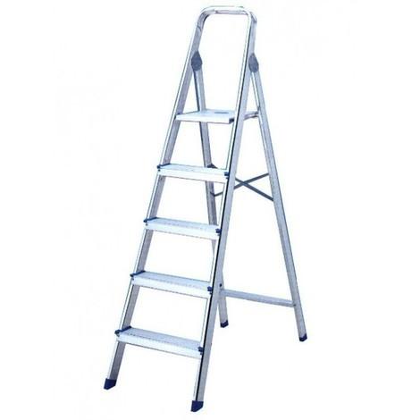 Escalera Aluminio 5Peldaños Altipesa