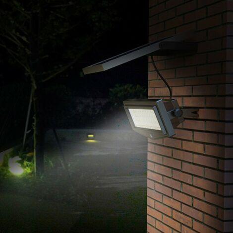 Wandleuchte Aussen Garten Led Solarleuchte Solarlampe Bewegungsmelder Felixible New