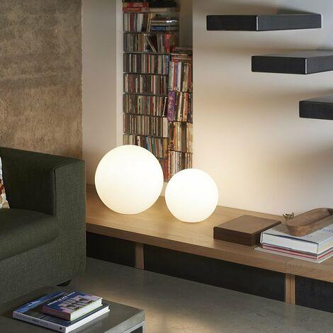 Lámpara diseño moderno Sphere exterior e interior Slide Globo In | Talla: 30