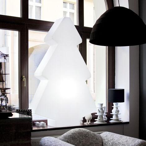 Lámpara de pie de mesa árbol de Navidad de diseño moderno Slide Lightree | Talla: 45