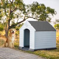 Bobby Cucha plastica para perros grandes de interior y exterior