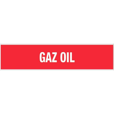 Panneau Gazoil - Rigide 330x75mm - 4120492
