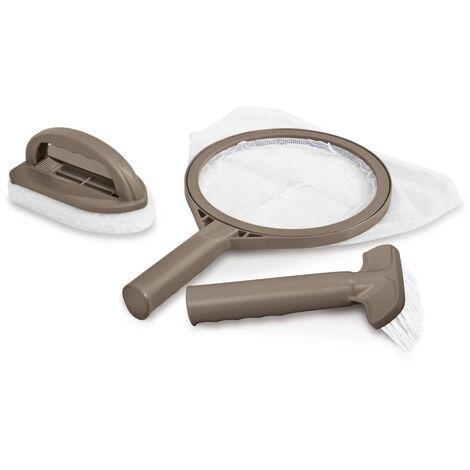 Intex Kit de mantenimiento de piscina 28004 - Marrón