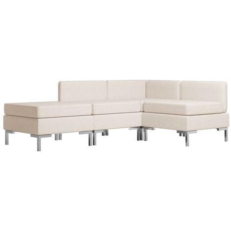 Estructura y núcleo del sofá