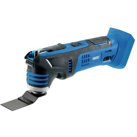 Draper Tools Multiherramienta oscilante D20 20 V