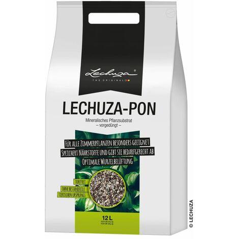 LECHUZA Sustrato para jardinera PON 12L