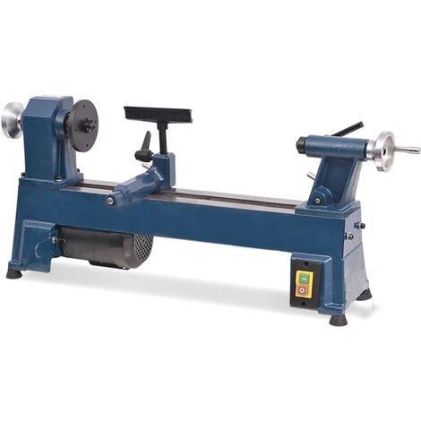 vidaXL Torno de madera  450 mm 500 W