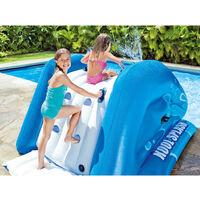 Intex Tobogán de agua inflable Kool Splash azul - Azul